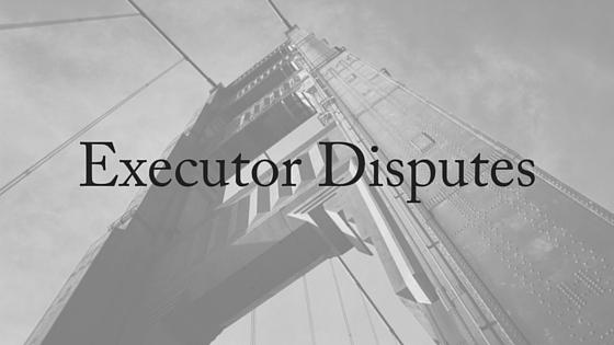 executor disp