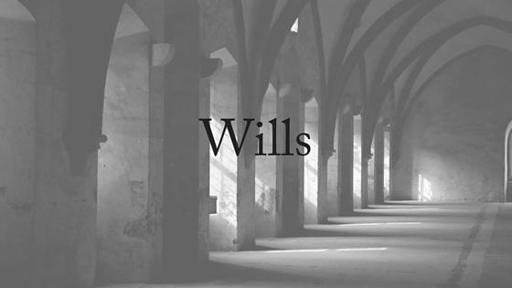 Wills (2)