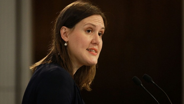 Small Business Minister Kelly O'Dwyer