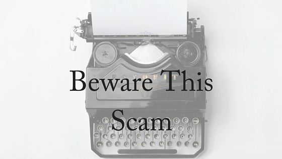 Another Typical Scam – The Inheritance Scam From Hospital