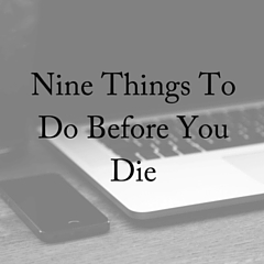 Estate Planning: 9 Things to Do Before You Die