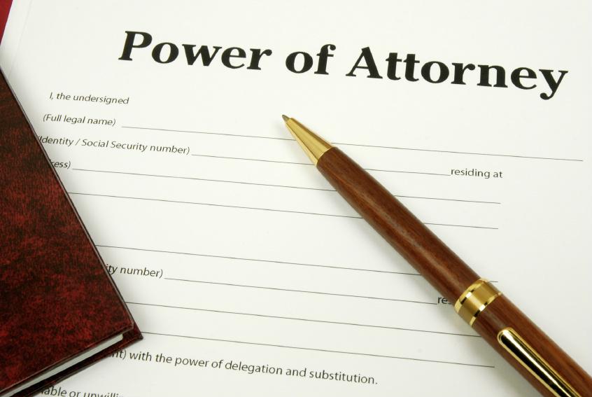 power of attorney, estate planning, elder abuse