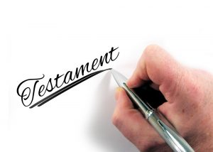 estate, estate planning, dying without a will