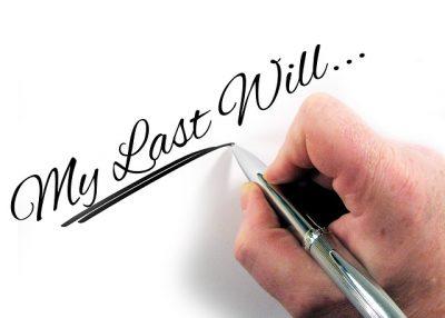 DIY estate planning, wills, power of attorney,