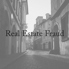 Real Estate Fraud (1)