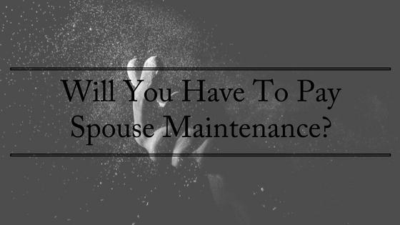will-you-have-to-payspouse-maintenance