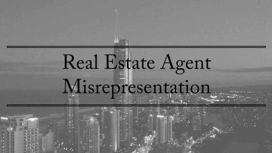 real-estate-agentmisrepresentation