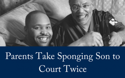 Parents Take Sponging Son To Court Twice